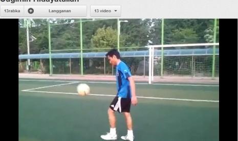 Heboh Rumor di Twitter, Sugimin Dikontrak Real Madrid?