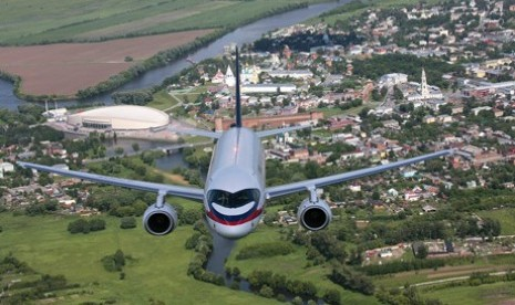 Sukhoi superjet 100