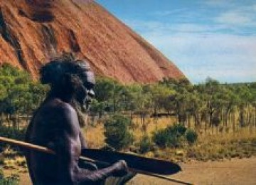 Suku aborijin, ilustrasi
