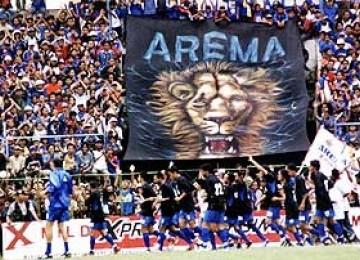 Suporter Arema Malang