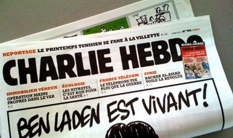 Surat Kabar Charlie Hebdo
