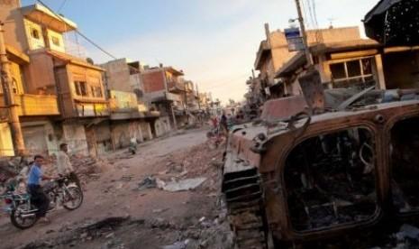 'AS Kerahkan Militan Al-qaidah ke Suriah'