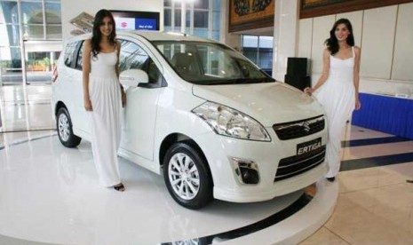 Penjualan Semester Pertama 2014 Suzuki Memuaskan