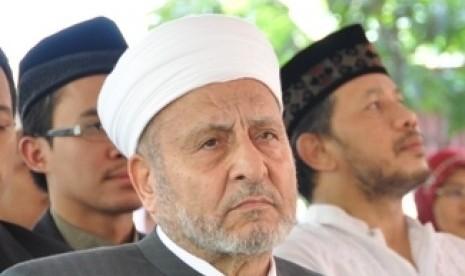 Syekh Wahbah az-Zuhaili
