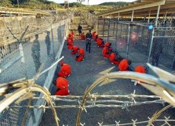 Tahanan di Guantanamo