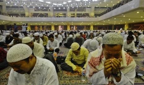 Tahun Islam momentum tingkatkan ibadah.