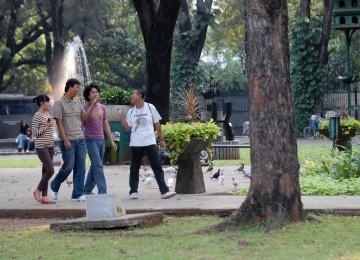 Potensi Ruang Terbuka Hijau Jakarta Capai 30 Persen