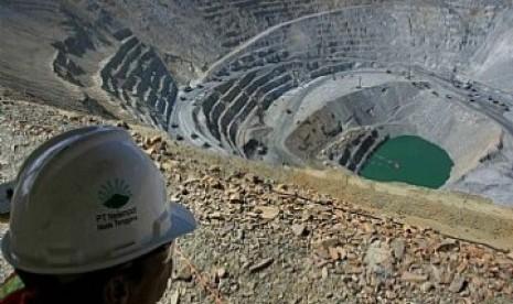 Amman Mineral Dapat Perpanjangan Izin Ekspor Konsentrat