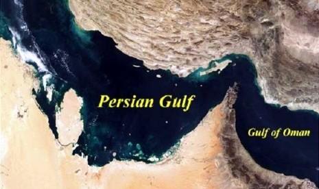 Iran: Militer Asing di Teluk Persia Lemah, Bukan Ancaman