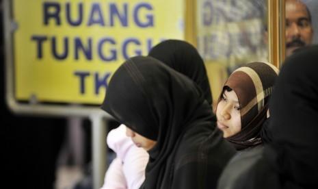 Lima Polisi Malaysia Tembaki Tiga TKI