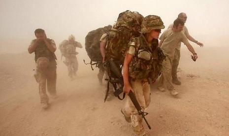 Terungkap, Materi Latihan Militer AS Bukan Lawan Terorisme, Tapi  Islam