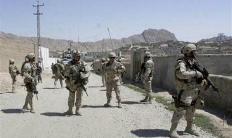 Tentara NATO Tewas Dijebak Undangan Pesta