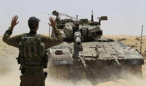Israel Ingin Curi Minyak Suriah di Dataran Gholan