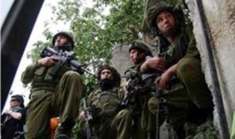 Serdadu Israel Terluka Kena Serangan Roket