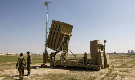 Ekonomi Israel Terancam Akibat Perang 8 Hari & Iron Dome