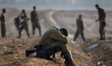Israel Hengkang dari Laut Gaza