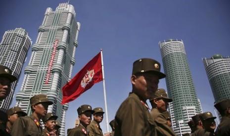 Korea Utara Tahan Tiga Warga Negara AS