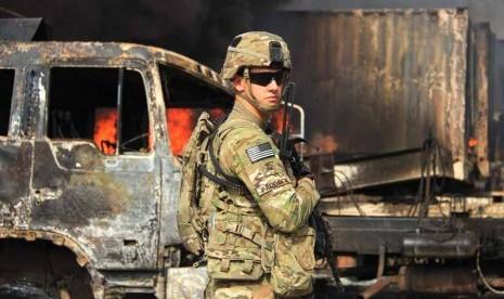 Tentara NATO di Afghanistan