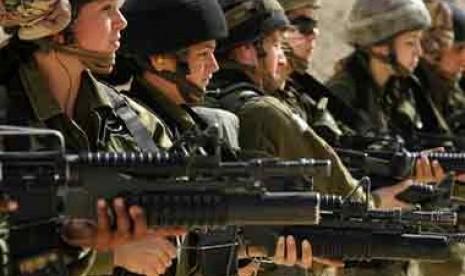 Tentara Wanita Israel Pasang Foto Seronok di Facebook