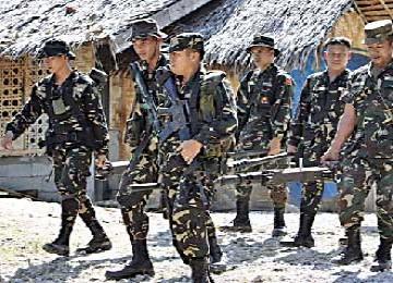 Pembimbing dan Tiga Pejuang Abu Sayyaf Tewas