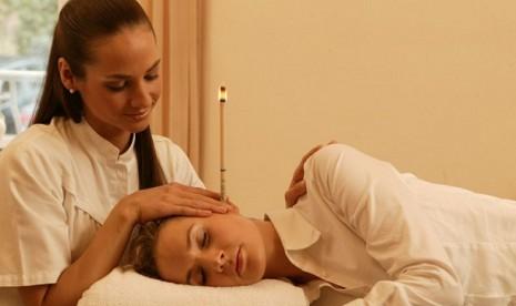 Terapi lilin