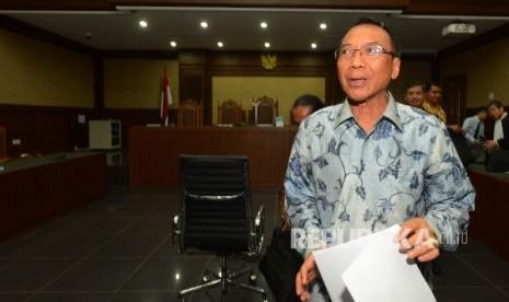 Kembangkan Kasus Korupsi Jero Wacik, KPK Tetapkan Satu Tersangka Baru