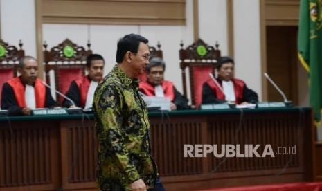 Imam FPI Minta Hakim Gunakan Hati Nurani Saat Putuskan Vonis Ahok