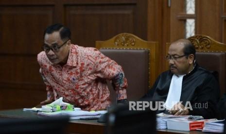 In Picture: Sidang Lanjutan Kasus KTP Elektronik