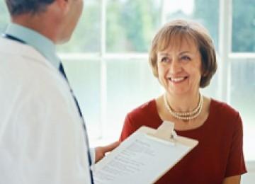 Tes kesehatan untuk perempuan/ilustrasi