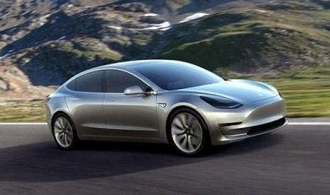 Tesla akan Mulai Produksi Purnawaktu