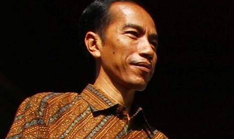 The newly elected Governor of Jakarta, Joko Widodo, or Jokowi (file photo)