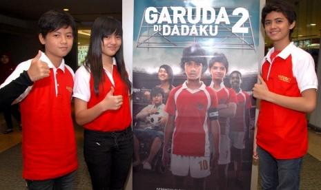 Garuda Di Dadaku Hiasi Festival Film Asean Art And Culture