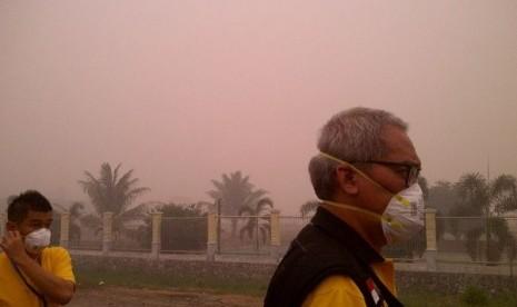 Tim Advance Satgas Artha Graha Peduli Tanggap Darurat Bencana