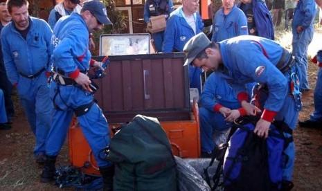 Hari Ini Batas Terakhir Tim SAR Rusia di Gunung Salak