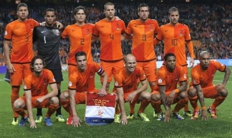 Belanda, Piala Eropa 2016 dan Kisah Kegagalan Oranje