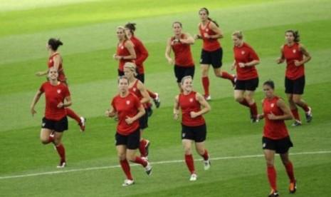 Amerika Umumkan Tim Sepak Bola Putri Olimpiade  Republika