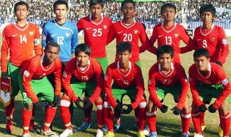 Saksikan Laga Final AFF U-16 2013 Indonesia vs Malaysia