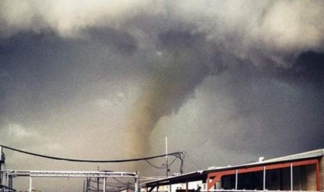 Tornado di Oklahoma