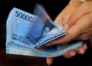 Uang rupiah/ilustrasi.