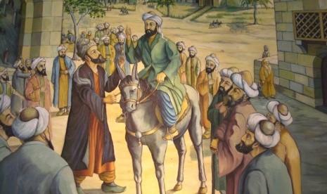 Umar bin Abdul Azis menjadi teladan yang disegani pada masanya.