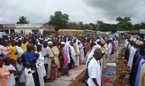 Jejak Islam di Liberia