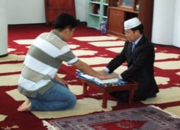 Abdul Haq: Islam, Perbaiki Hidupku
