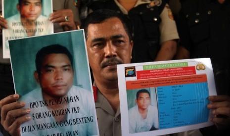 Begini Kepribadian Membahayakan Pembunuh Satu Keluarga di Medan