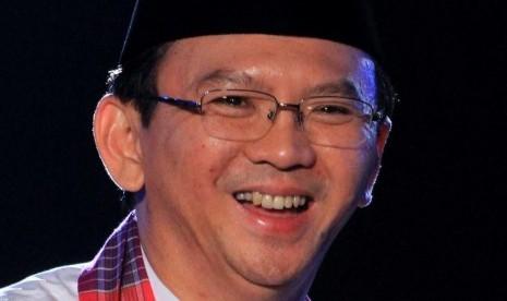 Wakil Gubernur DKI Jakarta, Ahok.
