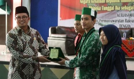 Ribuan Kader HMI Medan Ikuti Sosialisasi Empat Pilar MPR
