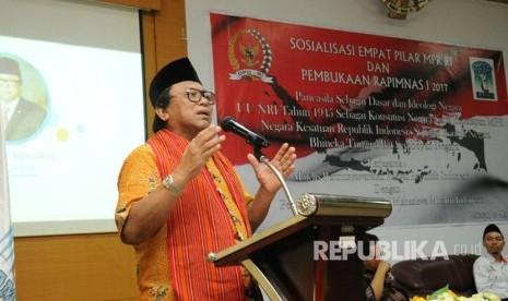 Oso: Pencegahan LGBT Bisa Masuk Kurikulum Sosialisasi Empat Pilar MPR