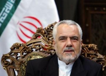 Wakil Presiden Iran Mohammad Reza Rahimi