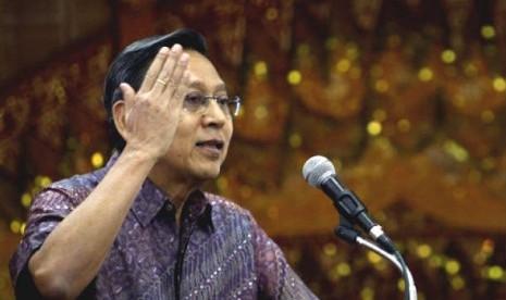 Wakil Presiden RI,  Boediono