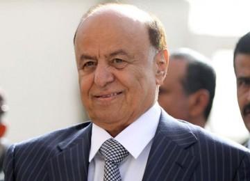 Presiden Yaman Abed Rabbo Mansur Hadi