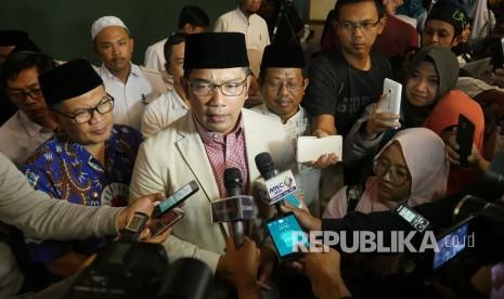 Ridwan Kamil tak Ingin Pilgub Jabar Seperti Jakarta